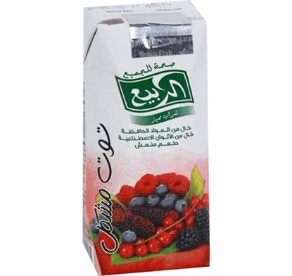 Picture of AL RABIE Berry Mix P. Drink 200 ml