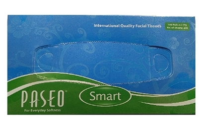 Picture of Paseo SMART SOFT PACK (10 PACK) 200-2PLY