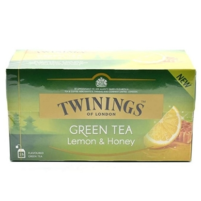 Picture of TWINNING GREEN LEMON HONEY MEAST 12X25X1.6G ( 40GM )