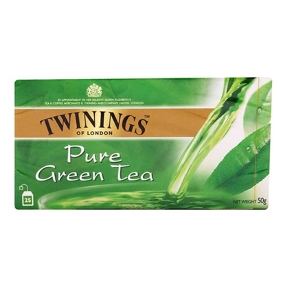 Picture of TWINNING PURE GREEN MEAST 12X25X2G ( 50G )