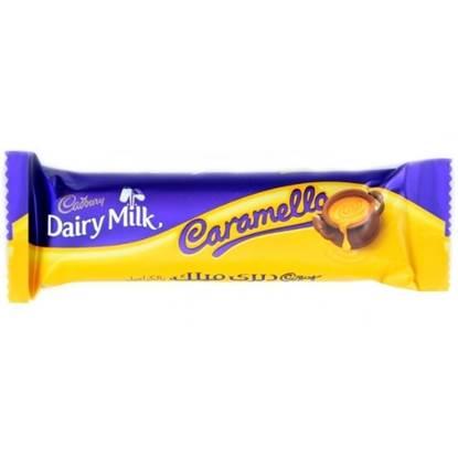 Picture of Cadbury Caramel Dairy Milk 40g (12x12)