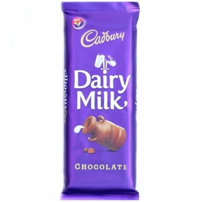 Picture of Cadbury Plain 90g X 6 x 12