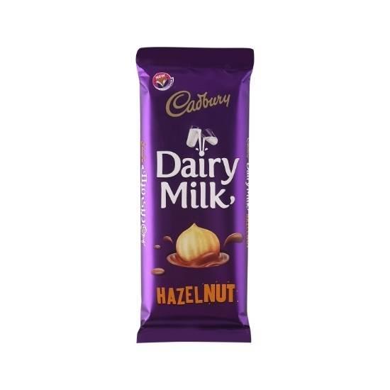 صورة كادبوري شوكولاته بالبندق  90 غرام (12*6)