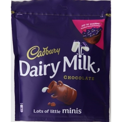Picture of Cadbury  Mini-Doybag 204 G