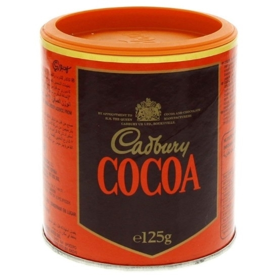 Picture of Cadbury Cocoa UK  125g x 12