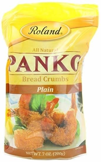 Picture of Roland® Panko Bread Crumbs 7 Oz Bag/4x6