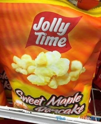 Picture of JOLLY TIME Ready To Eat Popcorn - Sweet Maple Pancake 85 GM
