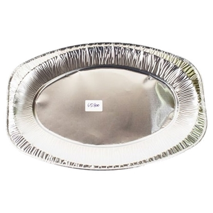Picture of Aluminum Platter OV0 SMALL (65500)  Grill Small