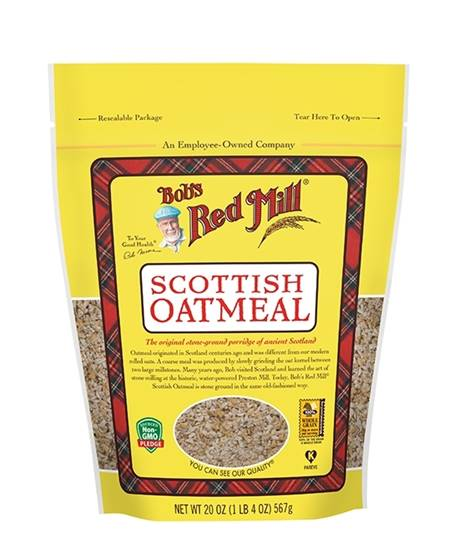 Picture of BRM GLUTEN FREE Scottish Oatmeal 20 OZS New