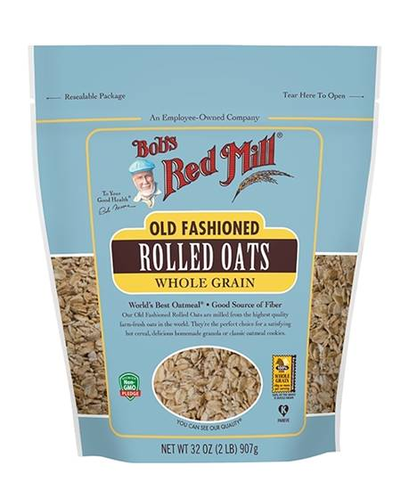 Picture of BRM Oats Rolled Regular Old Fashion 32 oz