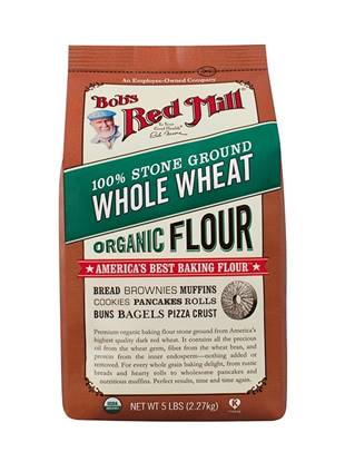 Picture of BRM Organic Whole Wheat Flour 5LB