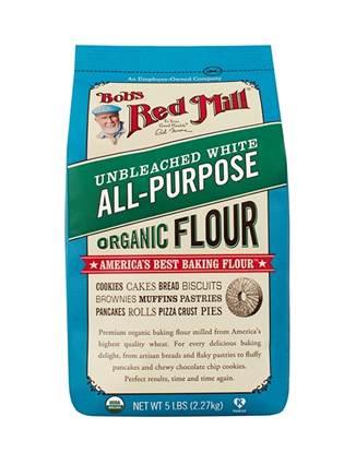 Picture of BRM Organic UNBL All  Purpose White Flour 5LB