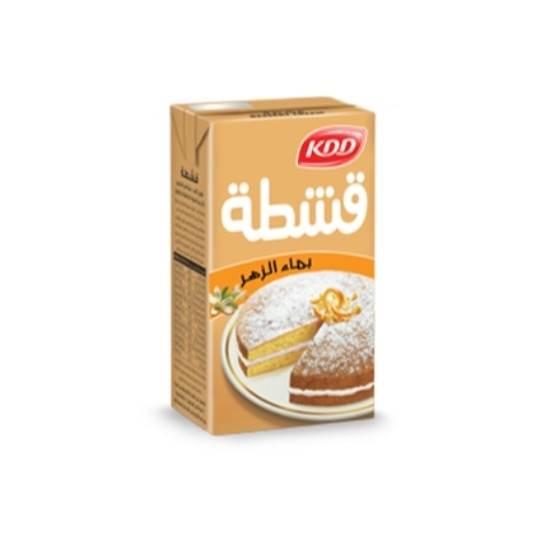 Picture of KDD Dessert Cream W/Orange Blossom Water 125 ML