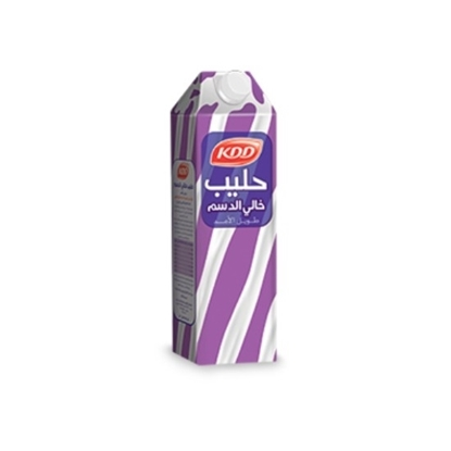 Picture of KDD SKIMMED MILK 1 LTR 4 PACK
