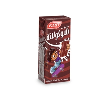 الصورة: KDD CHOCOLATE MILK 180 ML
