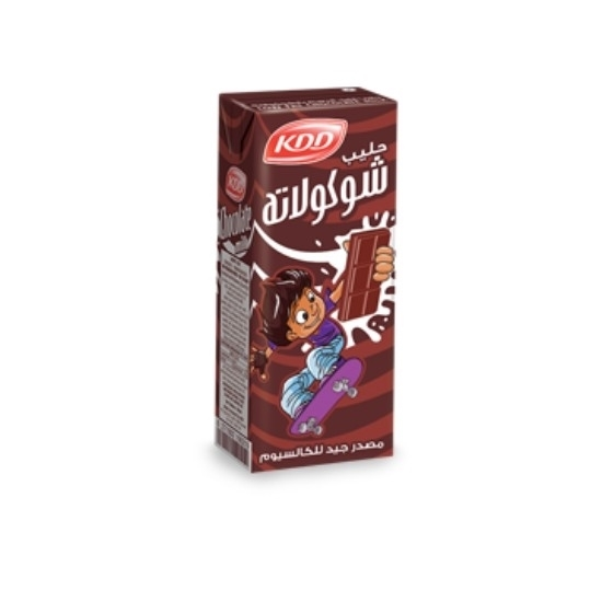 Picture of KDD CHOCOLATE MILK 180 ML