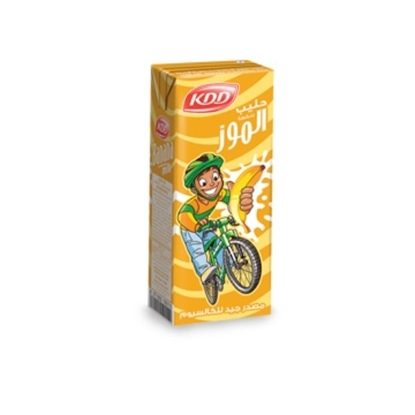 Picture of KDD BANANA MILK 180 ML