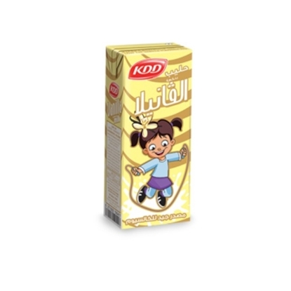 Picture of KDD VANILLA MILK 180 ML