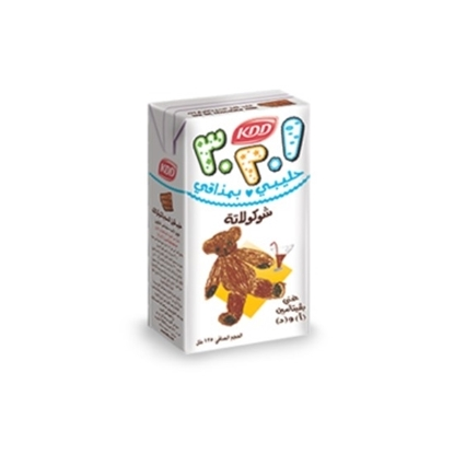 الصورة: KDD 123 CHOCO FLV MILK 125 ML 30 PCS