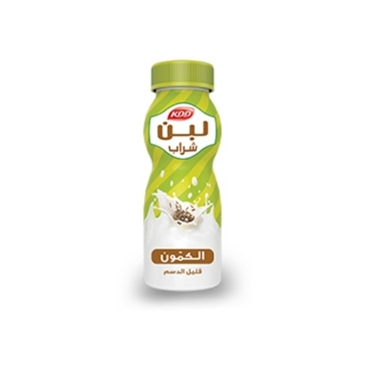Picture of KDD LOW FAT LABAN DRINK Cumin 180 ML