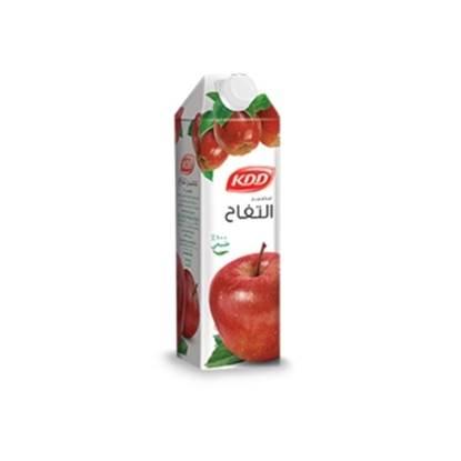 الصورة: كي دي دي عصير التفاح 1 لتر