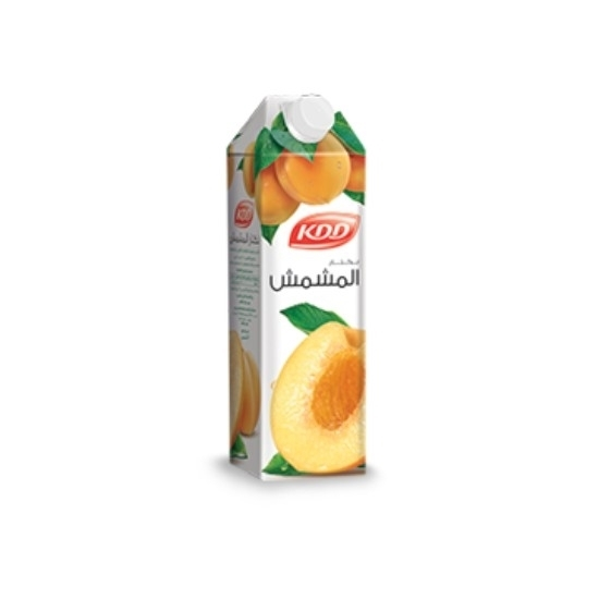 Picture of KDD APRICOT NECTAR 1 LTR