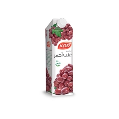 Picture of KDD GRAPE JUICE 1 LTR