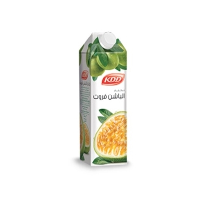 Picture of KDD PASSION FRUIT NECTAR 1 LTR