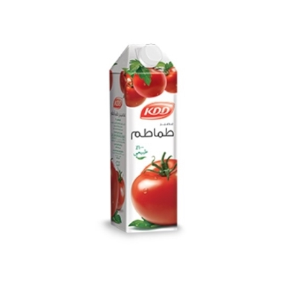 Picture of KDD TOMATO JUICE 1 LTR
