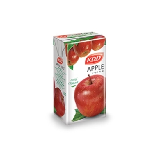 Picture of KDD APPLE JUICE 1/4 LTR.(6.P)
