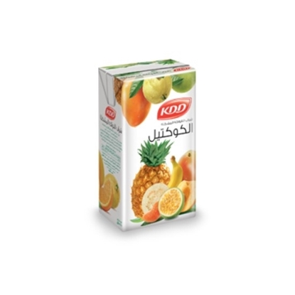 Picture of KDD COCKTAIL JUICE 1/4  LTR 6 PACK