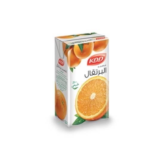 صورة كي دي دي عصير برتقال 250 مل