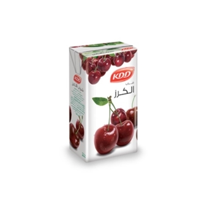 Picture of KDD CHERRY DRINK 250ML X 24 PK6