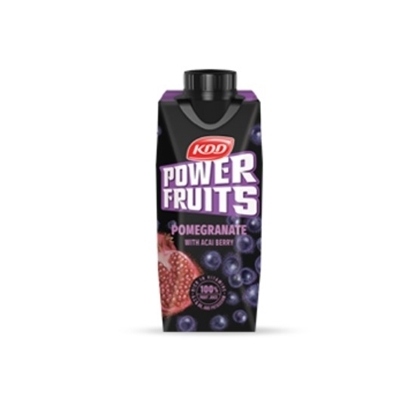 Picture of KDD Power Fruit Juice (PMGRT-ACAIBERRY) 1/4 LTR