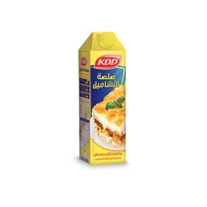 Picture of KDD Bechamel Sauce 1 LTR