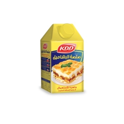 Picture of KDD Bechamel Sauce 500 ML