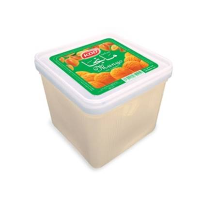 Picture of KDD ICE CREAM MANGO 5 LTR 1+1