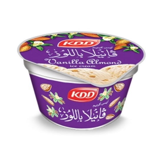 Thawaaq Kuwait Food marketplace  KDD ICE CREAM VANILLA
