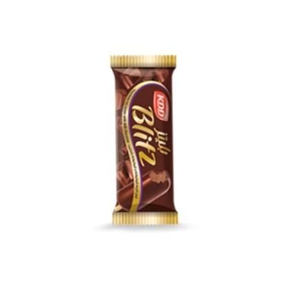 الصورة: Blitz Ice Cream Vanilla and Chocolate (Chocolate stick)