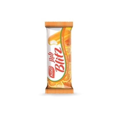 Picture of Blitz Ice Cream Vanilla with Orange