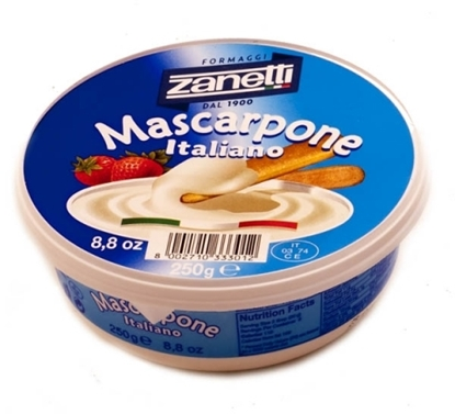 Picture of MASCARPONE 250 GM