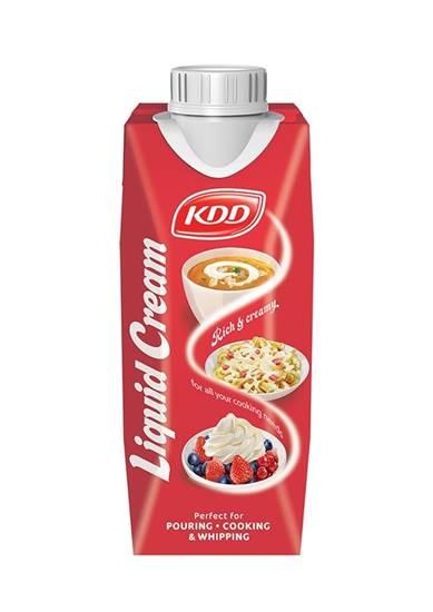 صورة KDD LIQUID CREAM 250ML x 18 Pack