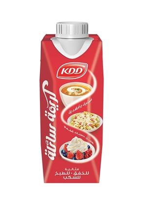 Picture of KDD LIQUID CREAM 250 ML x 24 Pack
