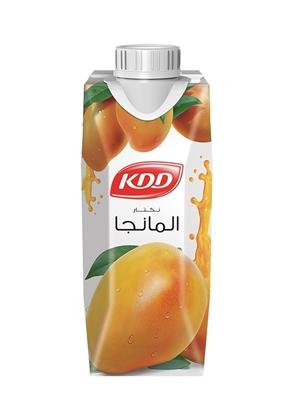 Picture of KDD MANGO NECTAR 1/4 LTR