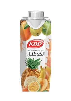 Picture of KDD COCKTAIL DRINK 1/4 LTR