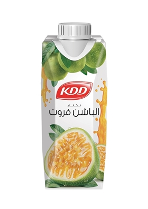 Picture of KDD PASSION FRUIT NECTAR 1/4 LTR