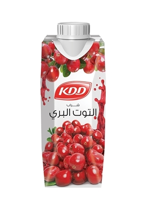 Picture of KDD CRANBERRY DRINK 1/4 LTR