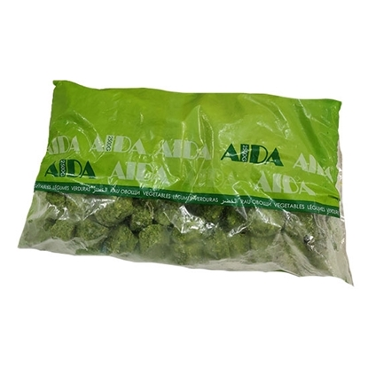 Picture of Aida Frozen Vegetables Spinach Chopped 4x_2.5Kg