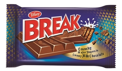 Picture of Tiffany Wafer Bar Break _24x12_31g