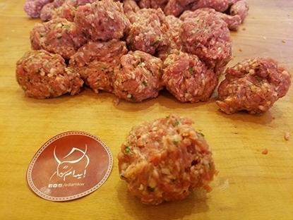 Picture of Edam Africa chilled veal kofta
